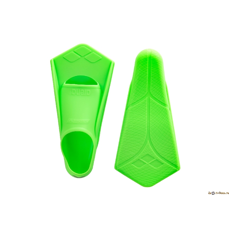 Ласты Arena POWERFIN acid lime/black 33-34
