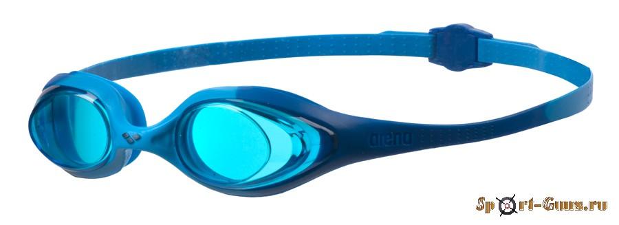 Очки для плавания ARENA Spider JR 92338 78 blue-lightblue-blue