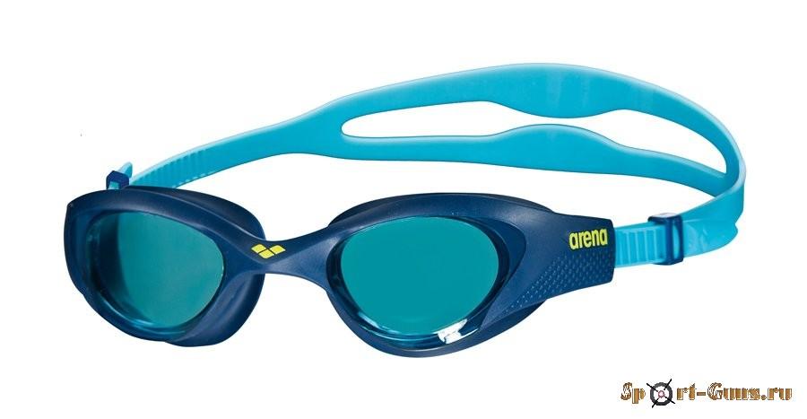 Очки для плавания  Arena 19 20 THE ONE JR light blue-blue-light blue 001432 888