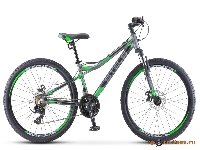 Велосипед Navigator-610 MD 26 21-ск.,рама ALLOY 18 (15кг)