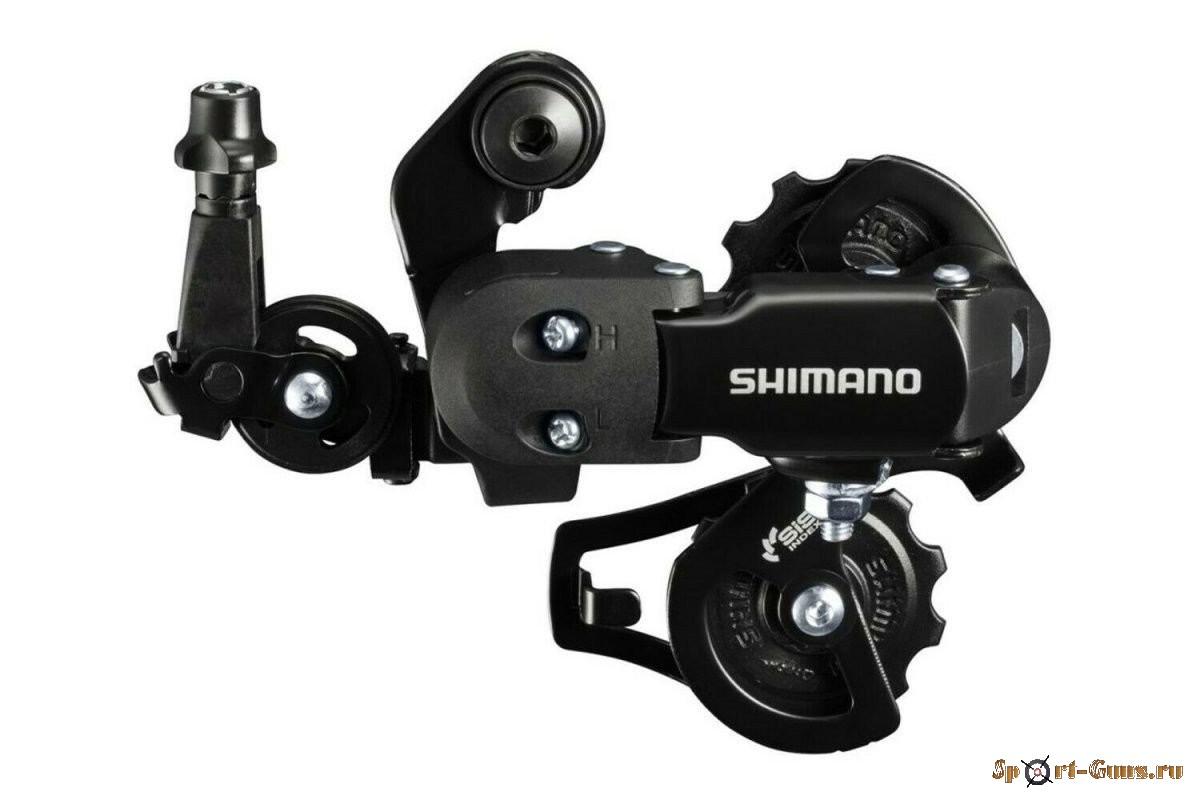 Переключатель задний Shimano Tourney, FT35, 6/7ск., крепление на петух ARDFT35AD