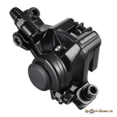 Калипер механических тормозов Shimano BR-M375 передний/задний EBRM375MPRL
