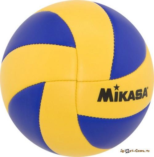 Мяч сувенирный волейбольный MIKASA MVA1.5, р.1