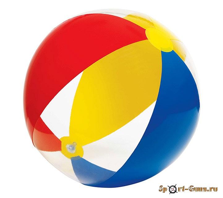 Мяч пляжный 51см от 3 лет 59032