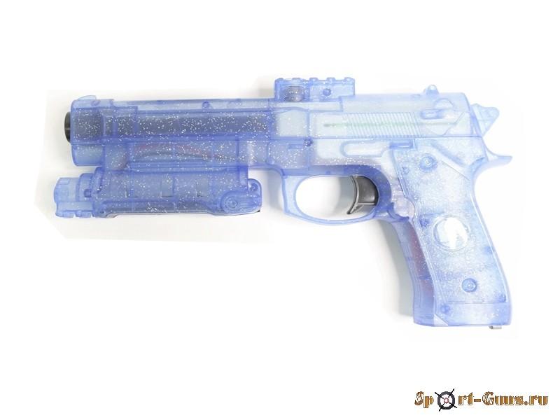 Пистолет Angry Ball M92 Blue