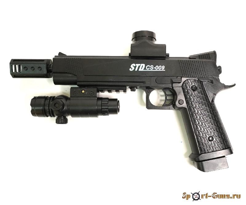Пистолет Angry Ball 1911 (CS-009)