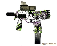 Пистолет Angry Ball Steyr MP9