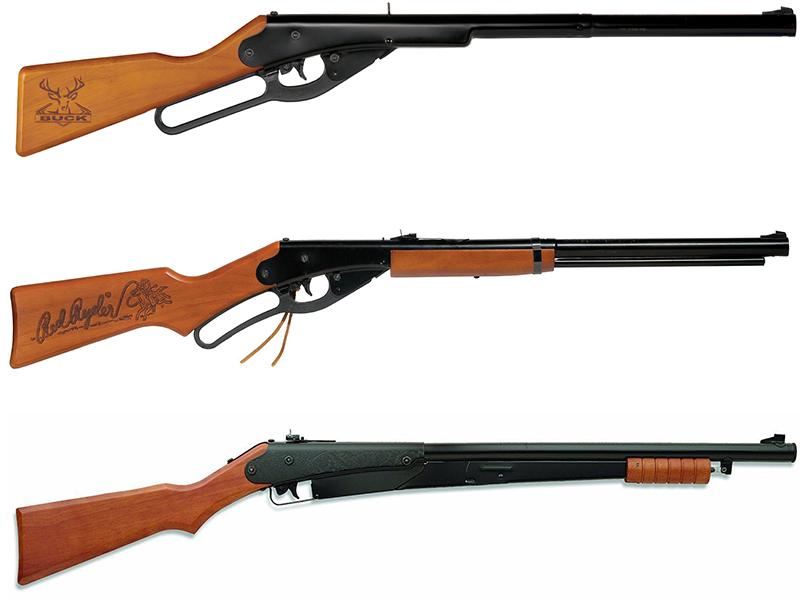 В продаже появиись пневматические винтовки Daisy
